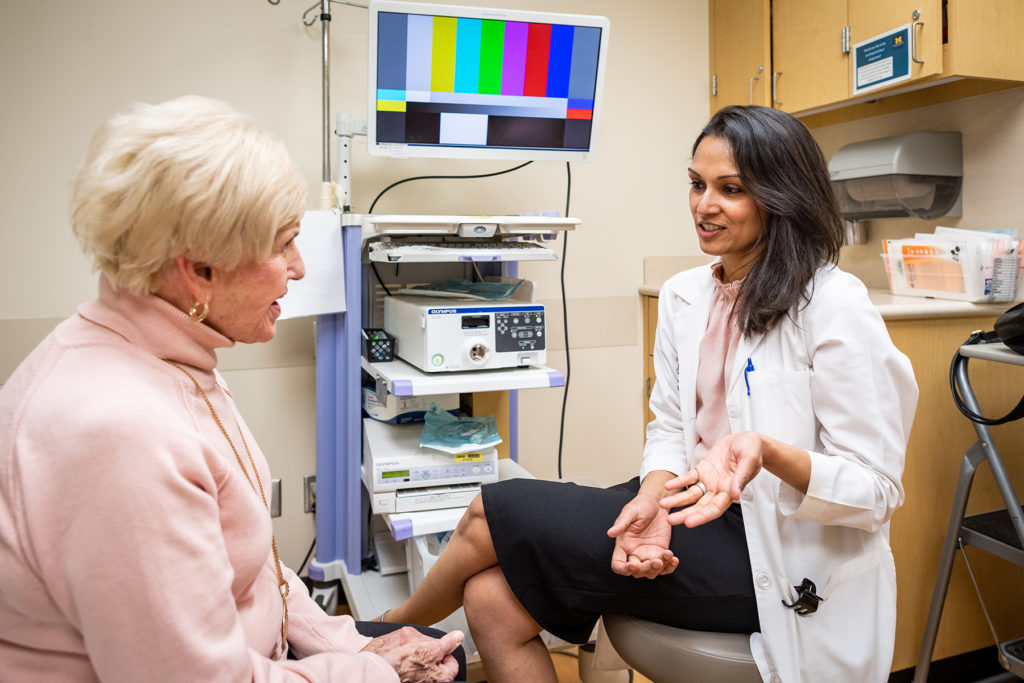 Taubman Center Clinic: Patient with Dr. Priyanka Gupta, Faculty